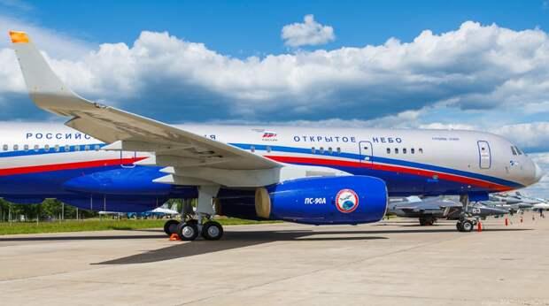 Россия нашла применение самолетам из Договора по открытому небу