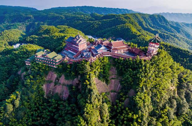 Удивительные пейзажи Китая