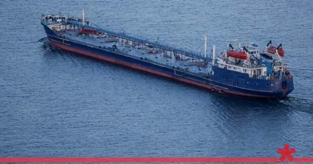 На Украине обыскали танкер из-за посещения Севастополя четыре года назад