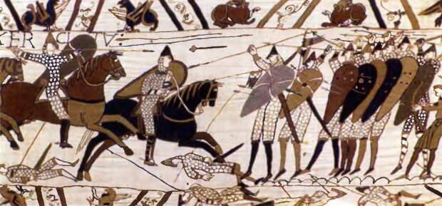 Битва при Гастингсе: с чего пошла земля английская и каким боком здесь Русь