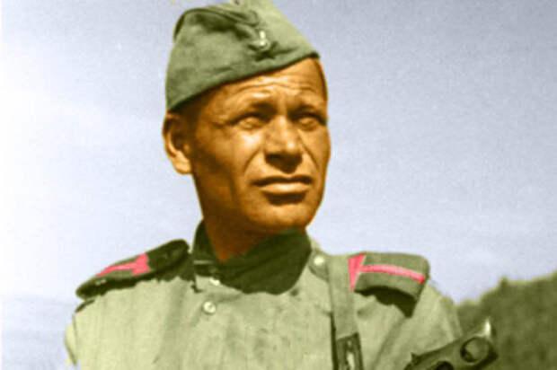 Герой Советского Союза Роман Смищук