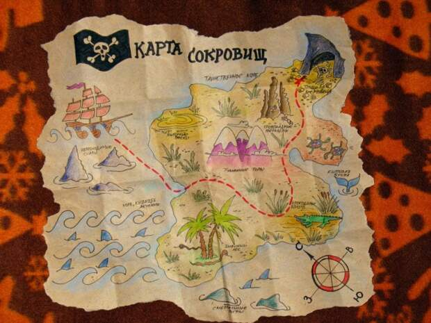 В Севастополе парень устроил игру «найди клад» - победа досталась полицейским