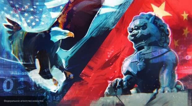 Михеев оценил длительность противостояние США И КНР