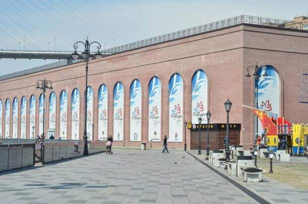 «Вот это очень круто»: что появилось на набережной Цесаревича во Владивостоке