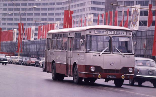 16 самых популярных автобусов СССР: вы все вспомните?