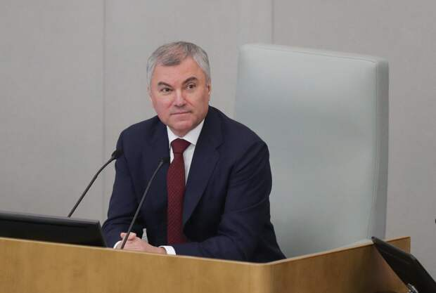 Володин рассказал о популярности «Спутника V» у европейских политиков