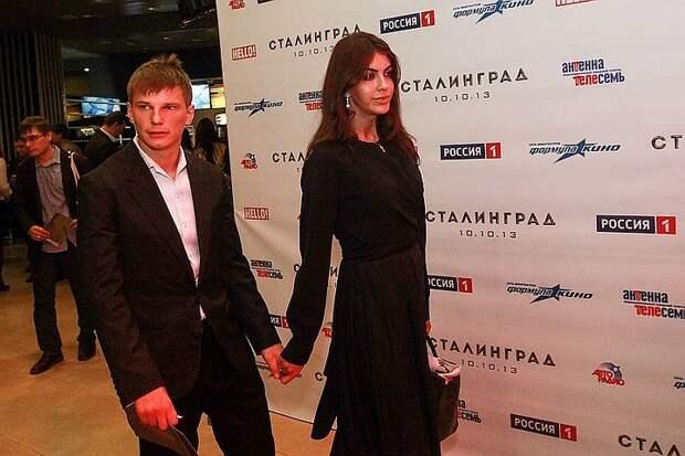 Андрей Аршавин поиздевался над тяжело больной бывшей женой