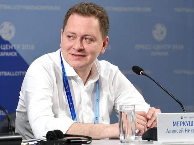 В Шереметьево задержали бывшего вице-губернатора Мордовии Меркушкина