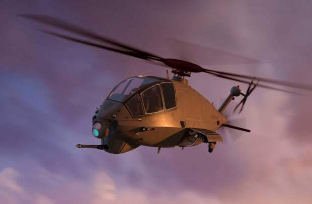 Boeing FARA: проект разведывательного вертолёта для армейской авиации США