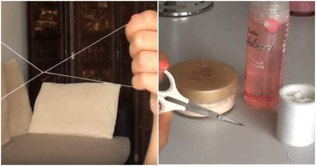 Необычный метод коррекции бровей: быстро, просто, идеально