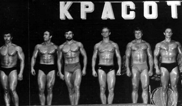 Советский бодибилдинг: история запретного спорта