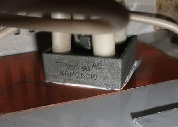 диодный мост KBPC5010