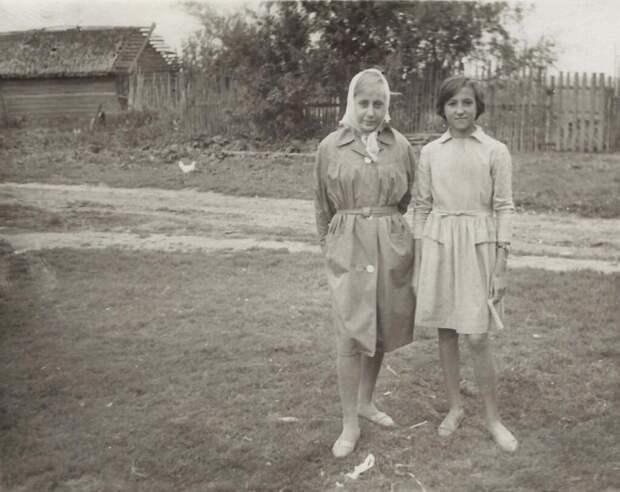 Деревенская молодёжь Советского Союза
