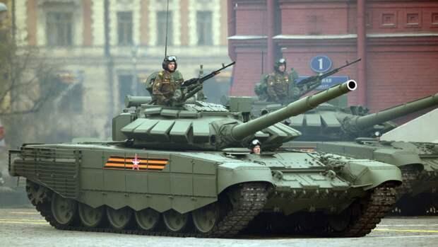 Китайцы раскрыли секрет успеха парада Победы в Москве в 2021 году