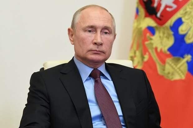 Владимир Путин анонсировал появление у России контргиперзвукового оружия