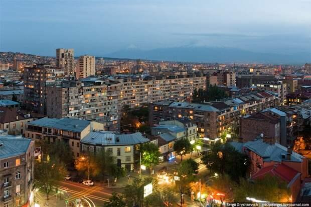 Yerevan06 Фотопрогулка по Еревану