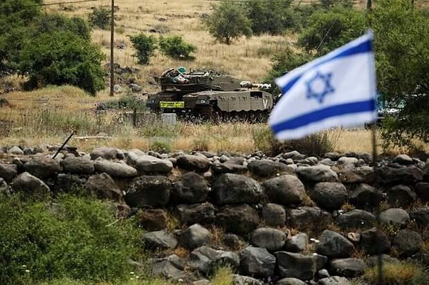 Израильские танки сделали предупредительные выстрелы в сторону «мятежников»