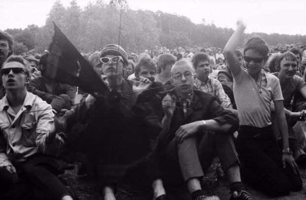 70 искренних фотографий эстонской панк-культуры 1980-х годов 53