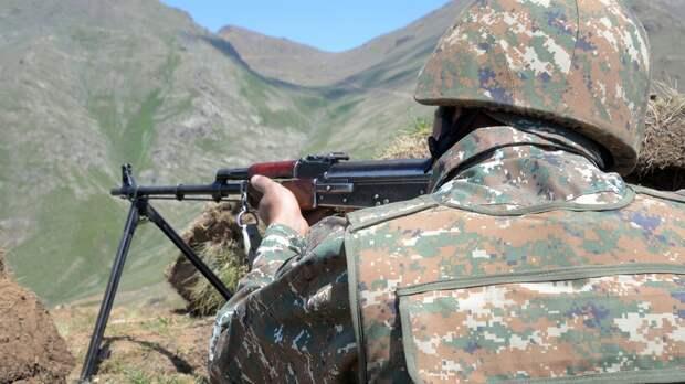 Главы МИД Азербайджана и Армении обсудили ситуацию на границе с представителем Госдепа США