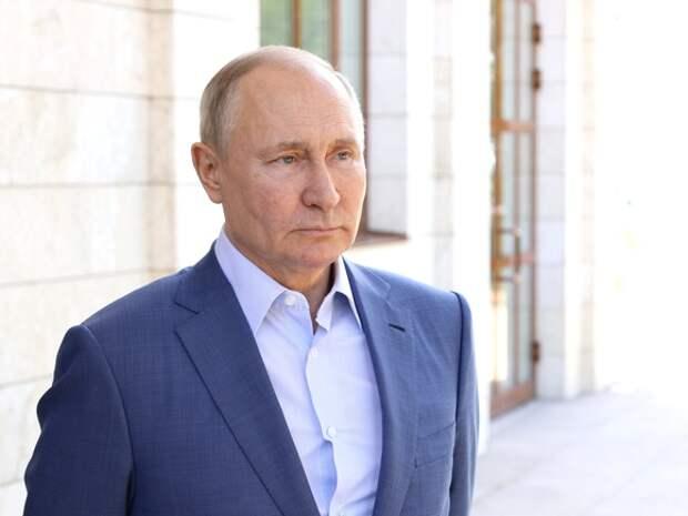 Путин после трагедии в казанской школе поручил срочно проработать ужесточение правил оборота гражданского оружия