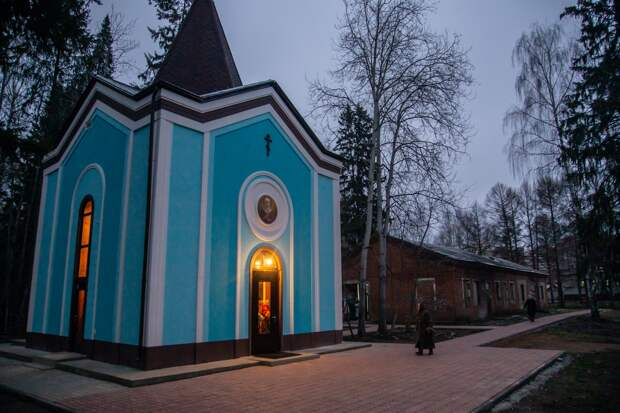 В городке Металлургов в Ижевске построили первый храм