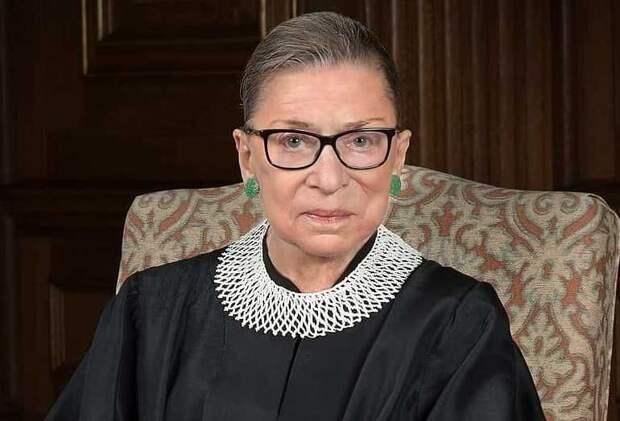 Умерла старейший член Верховного суда США Рут Бейдер Гинзбург - Cursorinfo: главные новости Израиля