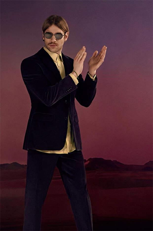 Всех восхитил стиль Ивана Дорна в Каннах — вот доказательства, что он и раньше был звездой моды