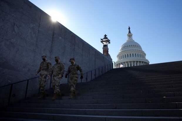 Ущерб Капитолию США в результате штурма 6 января оценен в $1,5 млн