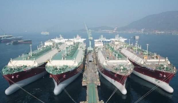 СПГ танкеры