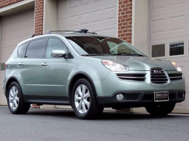 Subaru Tribeca. Стоит ли 700 тыс. рублей?