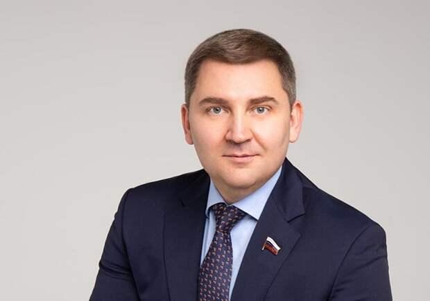 Дмитрий Ламейкин: работать в интересах населения