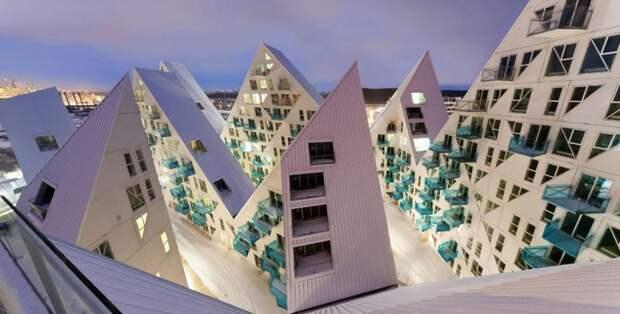 Тест для настоящих эрудитов: угадайте 7 стран, где расположены шедевры современной архитектуры