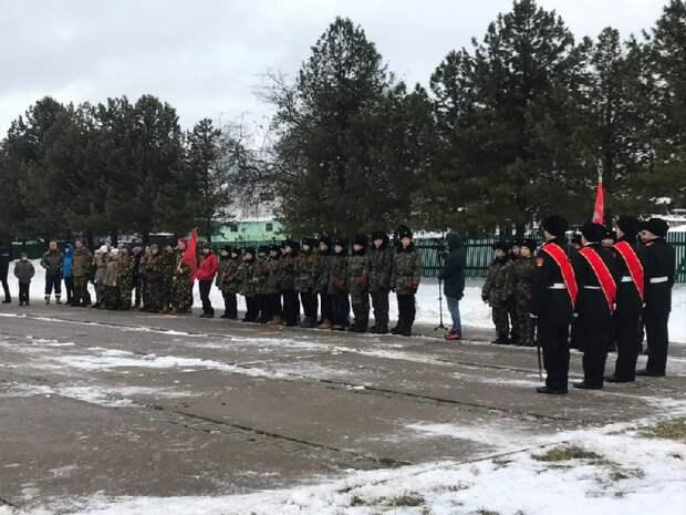 Делегация из Северного примет участие в акции памяти на Перемиловской высоте Фото: управа района Северный
