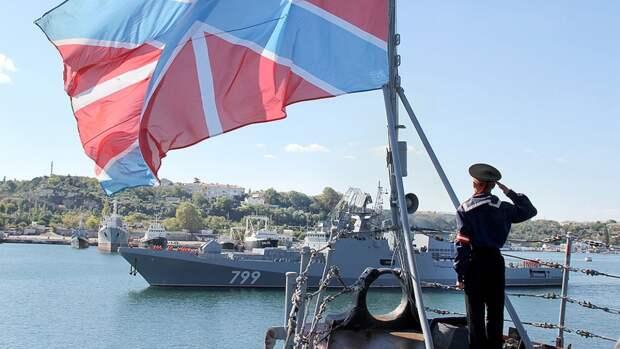 Капитан первого ранга: в Черном море есть только один хозяин — военный флот России