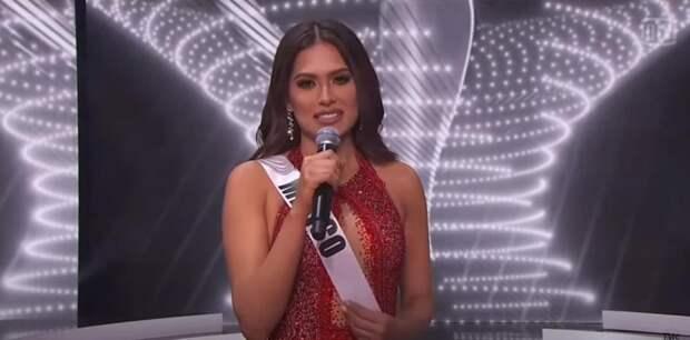 Речь остандартах красоты позволила мексиканке Андреа Месе стать «Мисс Вселенной»: Новости ➕1, 17.05.2021