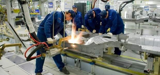 Российская промышленность показала неожиданный рост в декабре