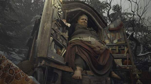Герцог вытесняет леди Димитреску из сердец фанатов Resident Evil: Village