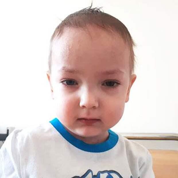Матвей Мазай, 3 года, редкое генетическое заболевание – первичный иммунодефицит, синдром Вискотта – Олдрича, спасет лекарство., 250713₽