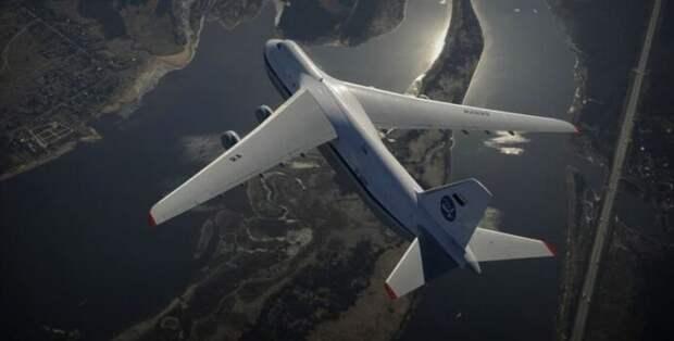 Китай и Турция в панике: Киев не способен создать Ан-124 без России