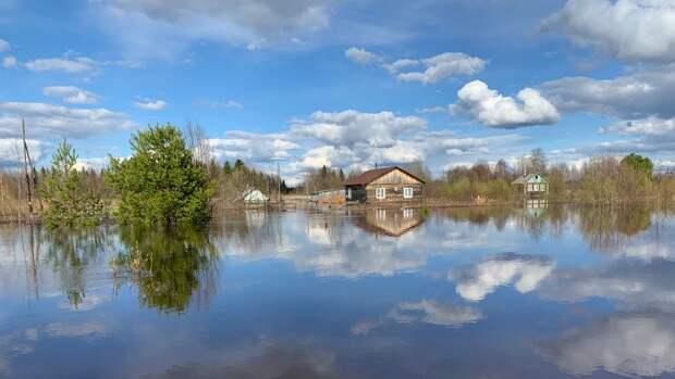 МЧС сообщило об открытии перекрытой после паводков дороги в Туве