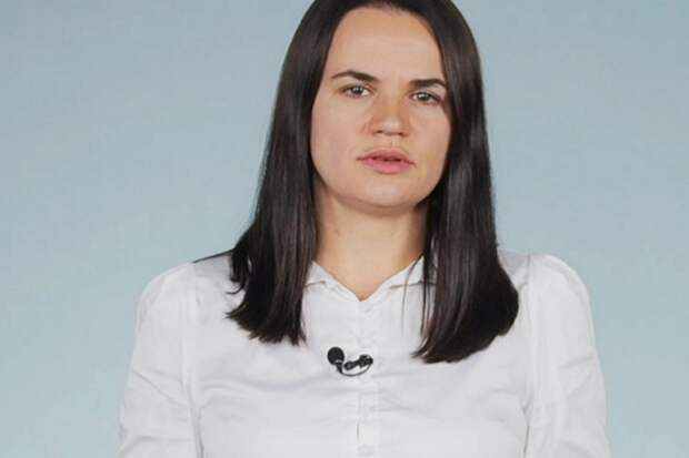 Тихановская повторила слова Порошенко о России от 25.12.2013