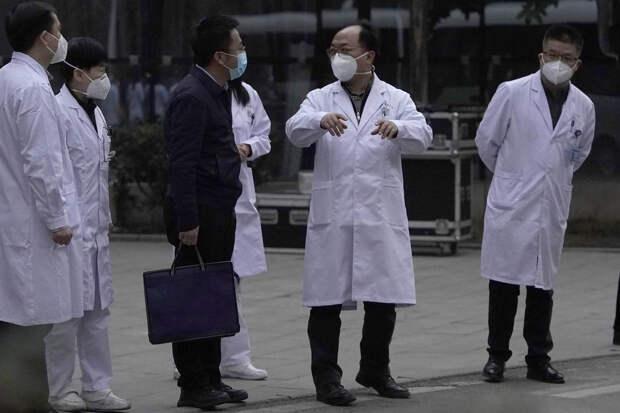 Миссия ВОЗ в Китае не сумела установить источник коронавируса