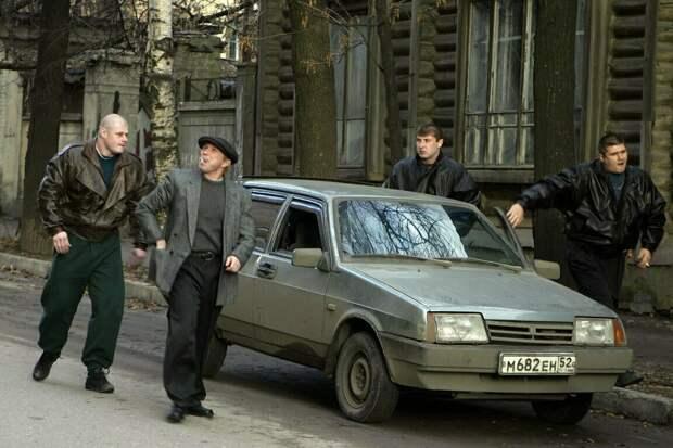Самые опасные авто из 90-ых! 1 часть.
