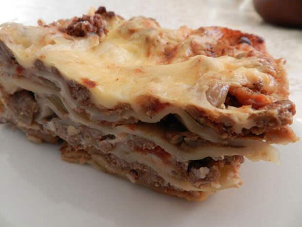 Рецепт на выходные: Лазанья