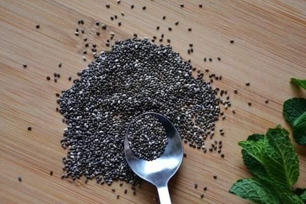 Семена чиа: свойства и практическое приминение