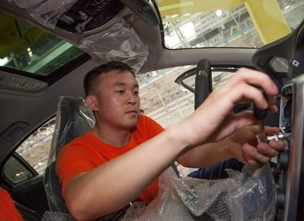 Volvo из Китая появятся в США в этом году