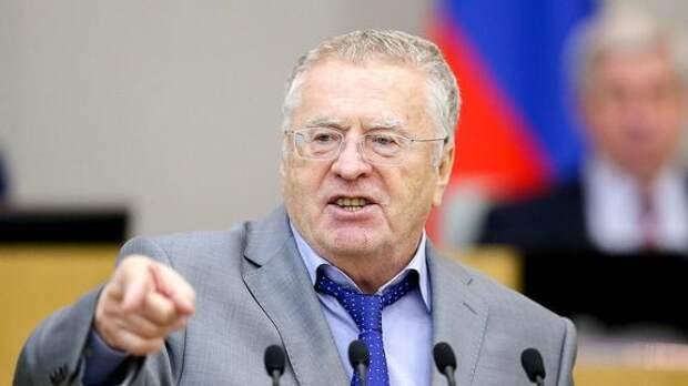 Жириновский объяснил, от кого зависит «судьба мира»