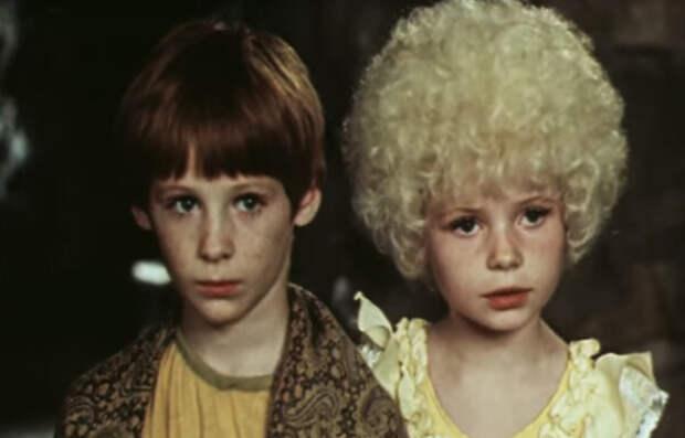 кадр из фильма «Рыжий, честный, влюбленный», 1984 год