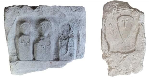 В Крыму учёные обнаружили более 60 надгробных стел «позднескифской» культуры
