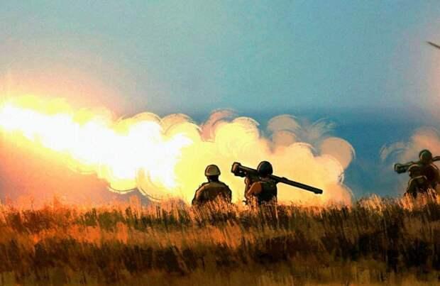 Союз добровольцев Донбасса готовится к полномасштабной войне с Украиной